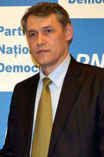 Sunay OMER - președinte PND Constanța